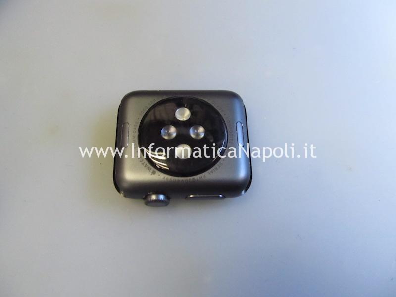 sostituire batteria display Apple watch Serie 1 | 2 | 3 | 4 | 38mm 40mm 42mm 44mm GPS Cellular
