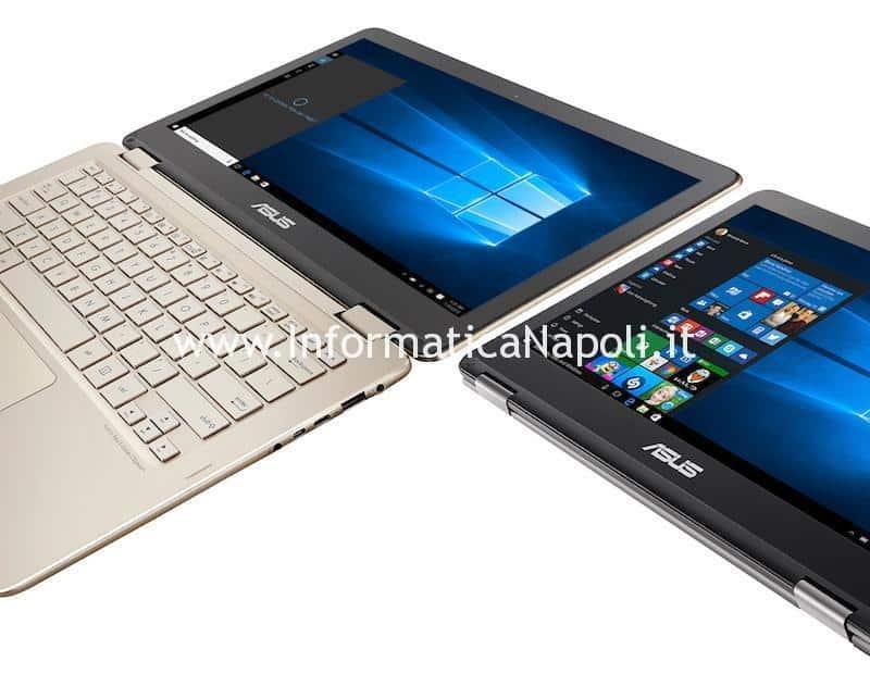 problemi Asus ZenBook Flip UX360