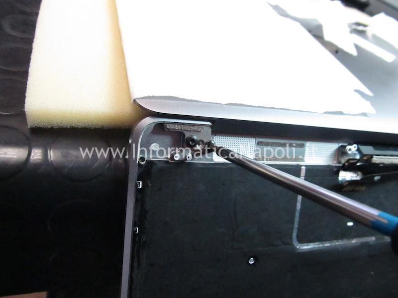 tastiera danneggiata apple MacBook retina 12 A1534 2015 2016 2017