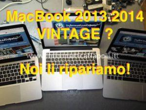 MacBook pro 13 vintage 2013 2014