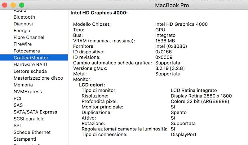 nVidia non disponibile pannello controllo