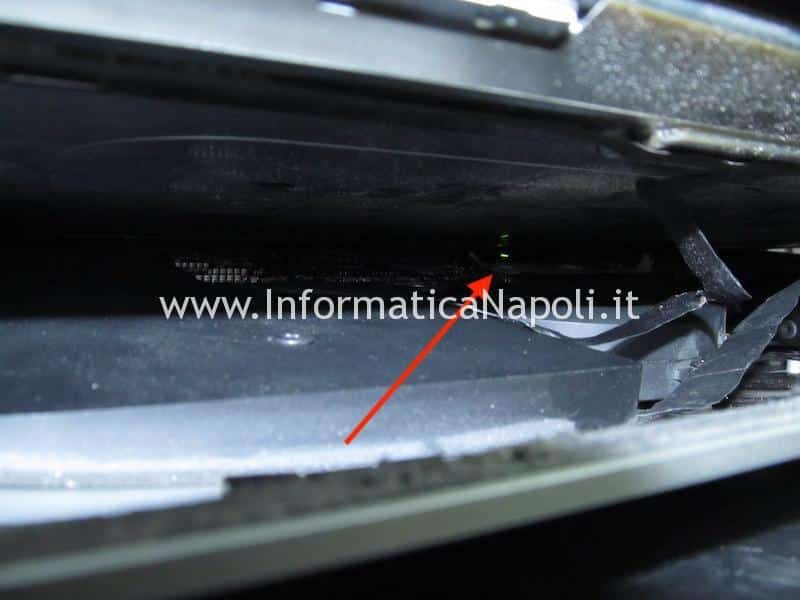 come riparare scheda madre connettore e cavo video lvds iMac 21.5 27 A1418 A1419 2012 2013 2014 2k 820-3299-a
