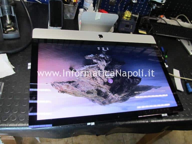 Danni al connettore video display scheda madre iMac 21.5 27 A1418 A1419 A2116 A2115