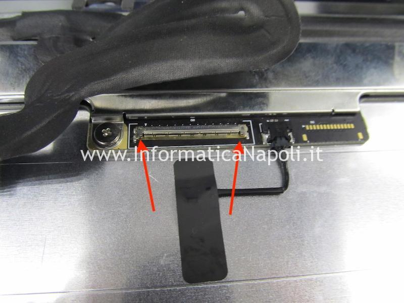 Problema connettore display iMac A1418 A1419 A2116 A2115