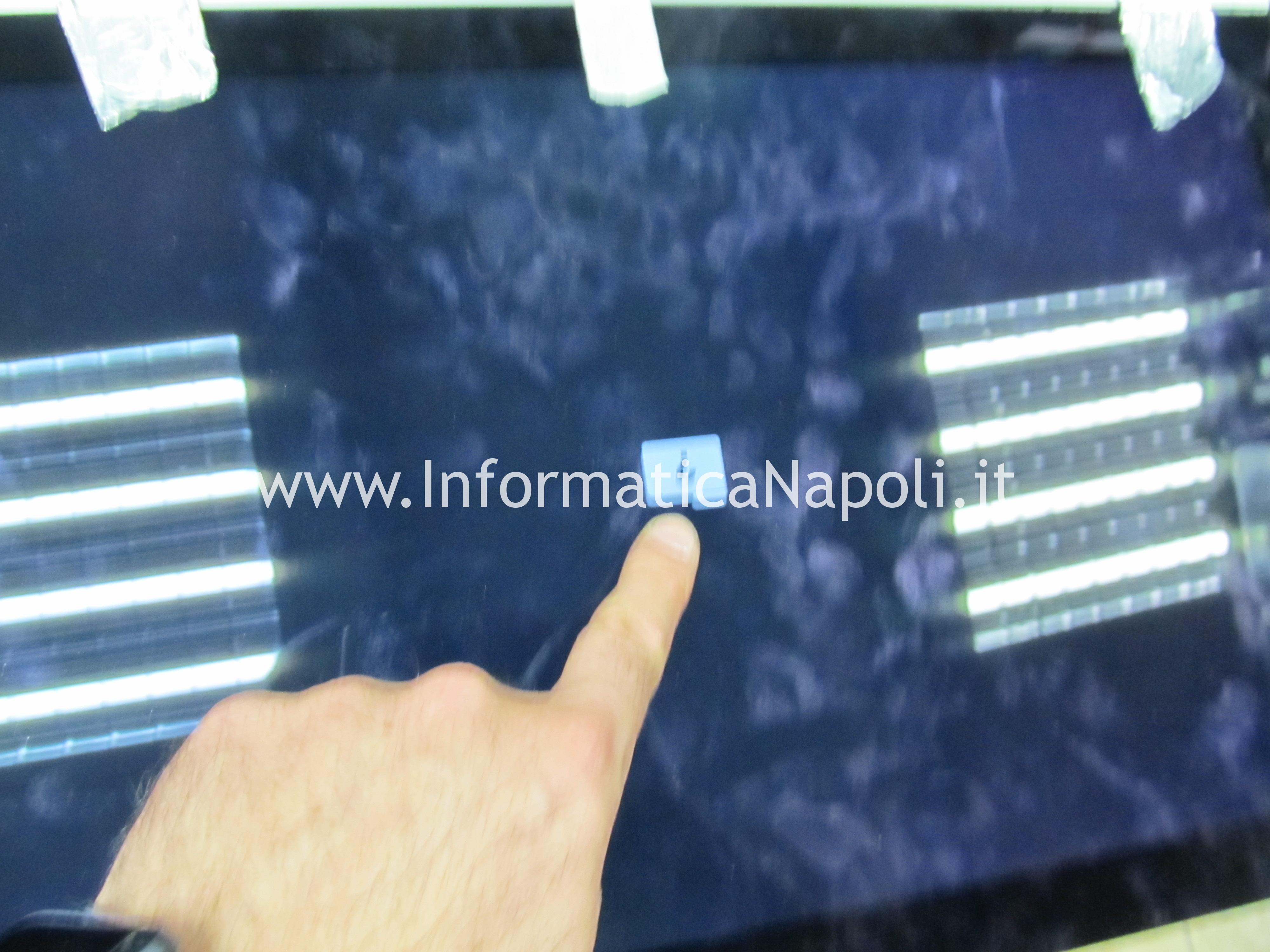 connettore display LVDS iMac 21.5 27 A1418 A1419 A2116 A2115 2012 2013 2014 2015 2016 2017 2018 2019 riparato funzionante