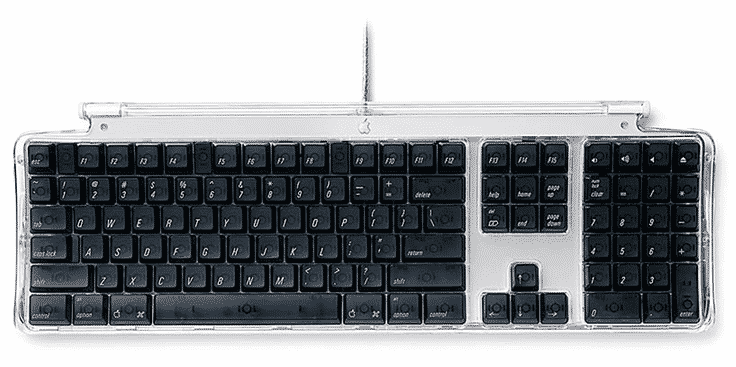 Apple Pro Keyboard M7803