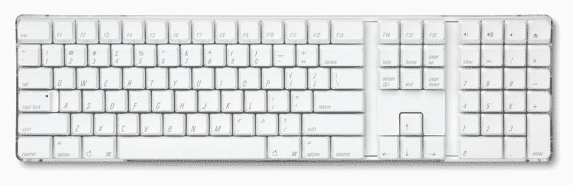 assistenza Apple Wireless Keyboard 2003 | A1016