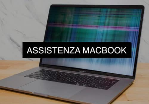 assistenza macbook