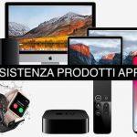 Assistenza altri prodotti Apple