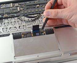 sostituzione-trackpad-macbook-air