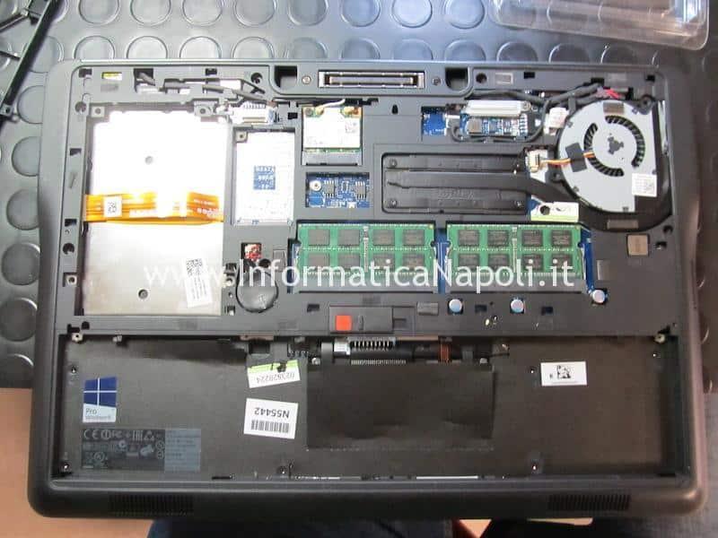 riparazione DELL LATITUDE E7440 NON SI ACCENDE