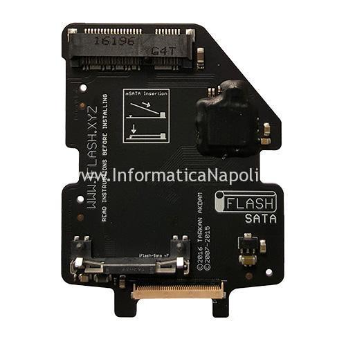 iFlash upgrade ipod con m.2 sata