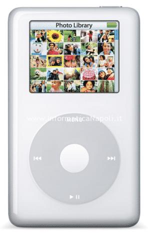 iPod color display 2005