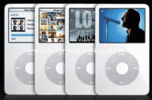 iPod quinta generazione 2005