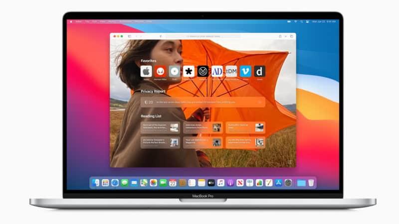 installare big sur mac imac