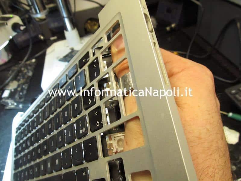 problemi tastiera trackpad e batteria Apple MacBook pro 13 a1502