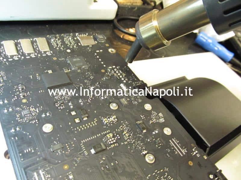 assistenza iMac a1418 21.5 scheda logica 820-00430-A