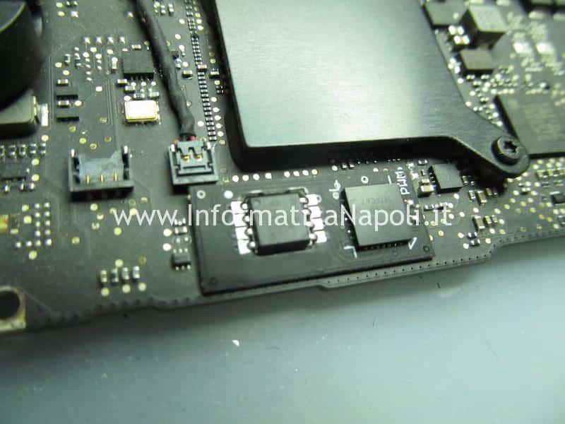 come riparare macbook pro 2011 problemi di scheda video