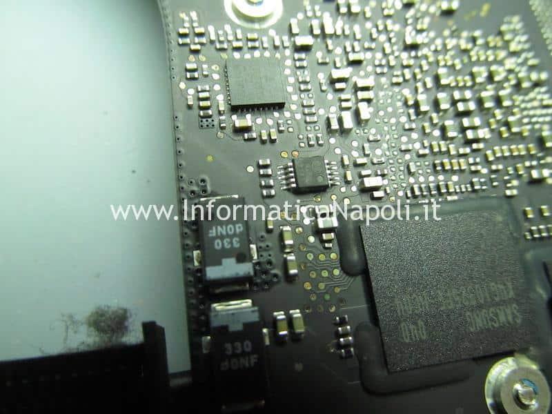 disattivazione chip grafico AMD difettoso su MacBook pro 15 17 2011