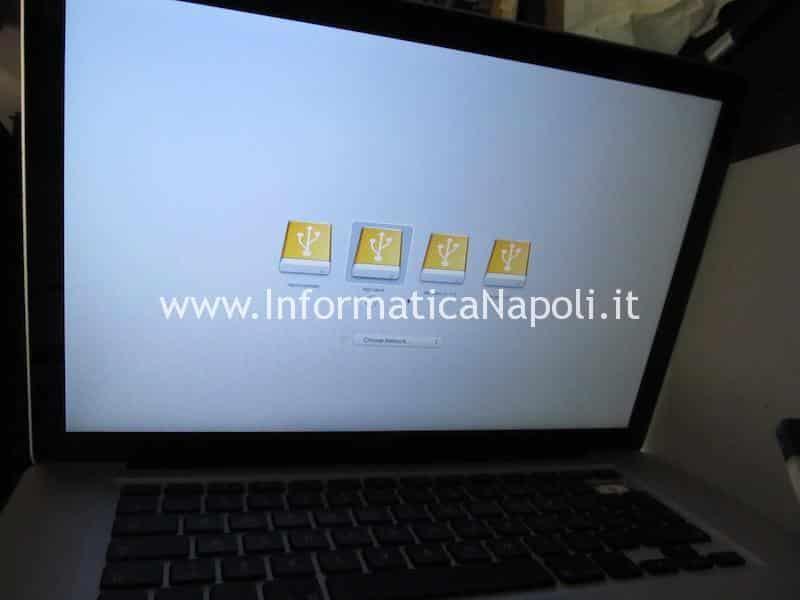macbook pro 15 17 riparato con disattivazione hardware chip grafico gpu amd