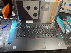 Problema backlight lenovo Thinkpad T490s scheda madre NM-B891