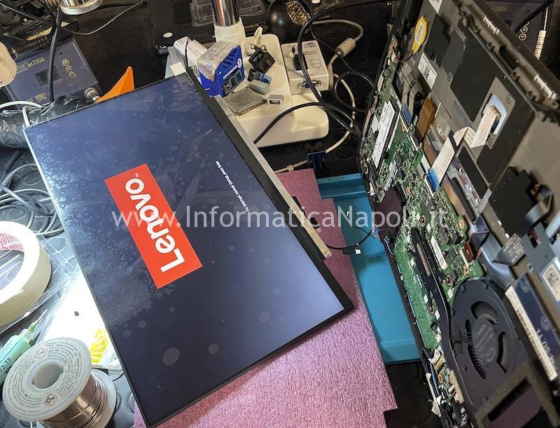 lenovo Thinkpad T490s scheda madre NM-B891 riparato funzionante si accende