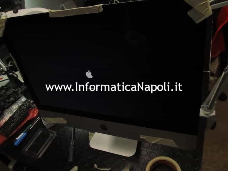 scheda logica apple iMac a1418 21.5 riparata funzionante | assistenza apple