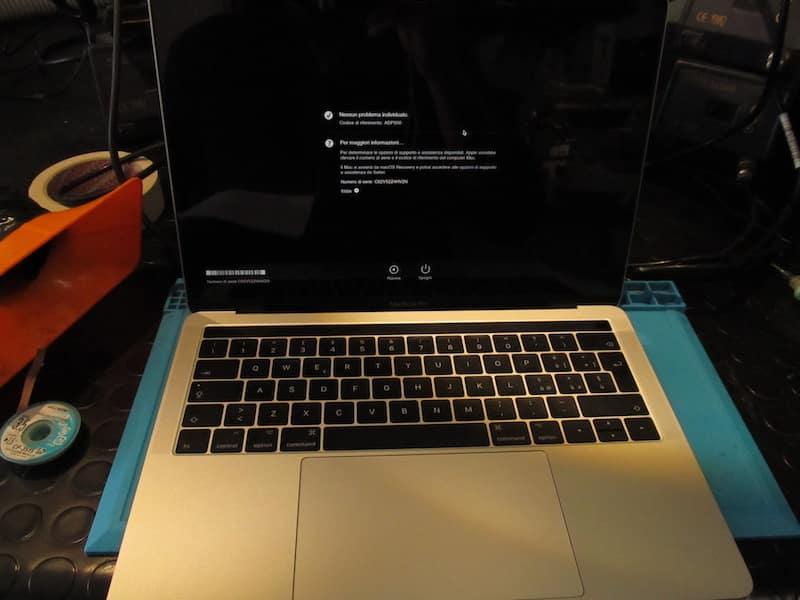 Mac si blocca dopo dopo aggiornamento macos BigSur