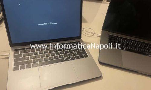 Come ripristinare MacBook bloccato dopo un aggiornamento Big Sur