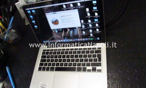 Sostituzione Tastiera, Trackpad e Batteria Apple MacBook Pro 13 A1425 | A1502