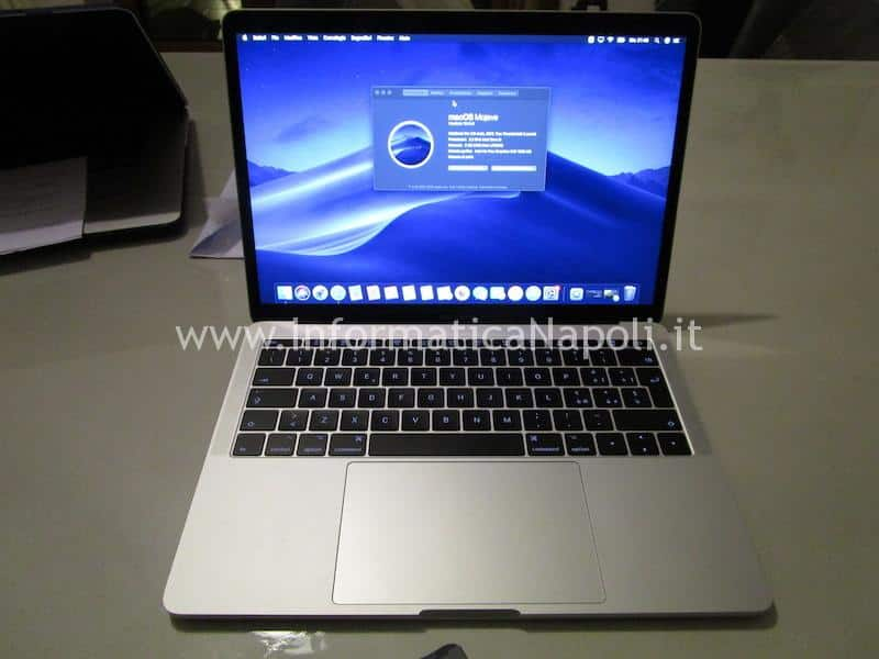 Upgrade MacBook Pro 13 2016|2017 A1708 con ssd NVMe m.2 PCIe (non Apple)