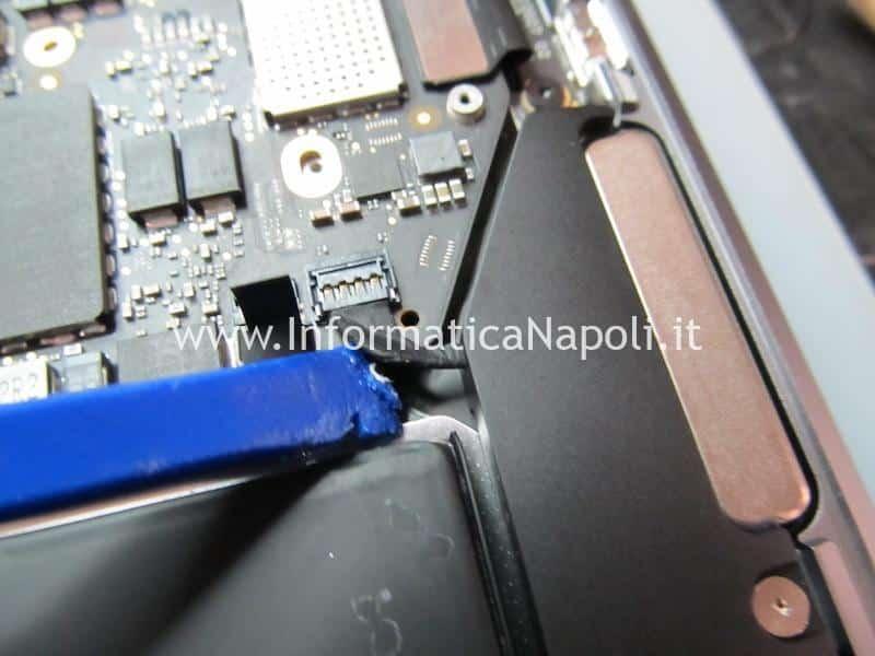 speaker Apple MacBook Air retina 13 2020 A2179