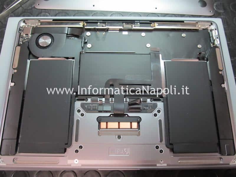 scocca topcase Apple MacBook Air retina 13 2020 A2179