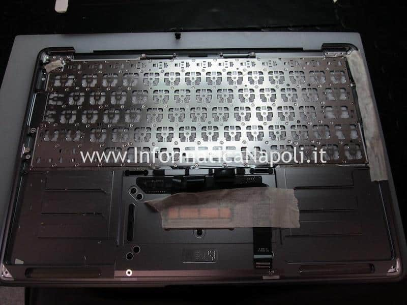 come sostituire tastiera Apple MacBook Air retina 13 2020 A2179 MacBook Air