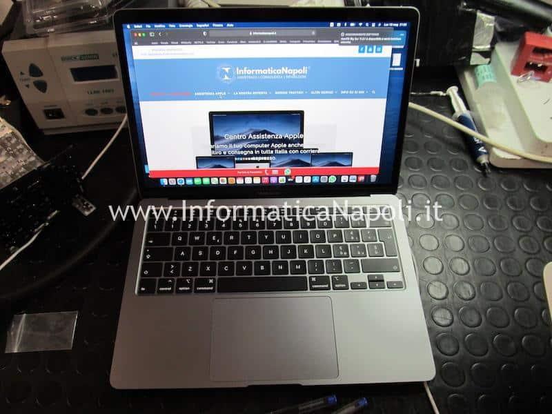 assistenza Apple MacBook Air retina 13 2020 A2179 MacBook Air