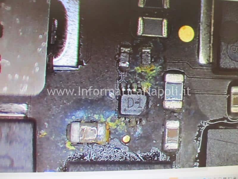 Danni da ossido MacBook 12 A1534