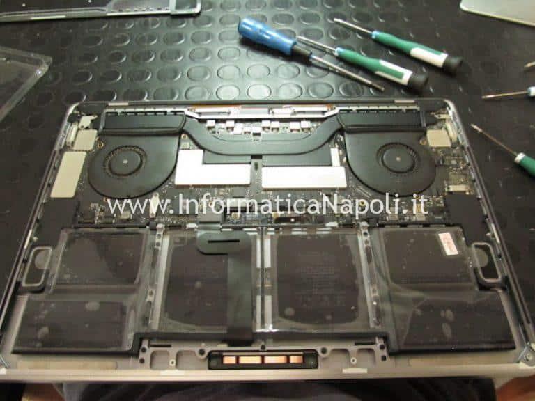 La batteria del vostro Mac fa i capricci? Sostituiamola!
