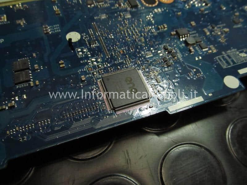 riprogrammazione chip ENE scheda madre Lenovo Y50-70 LA-B111P ZIVY2
