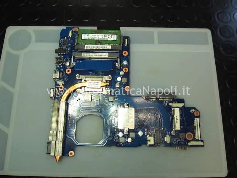 Samsung NP275E non si avvia
