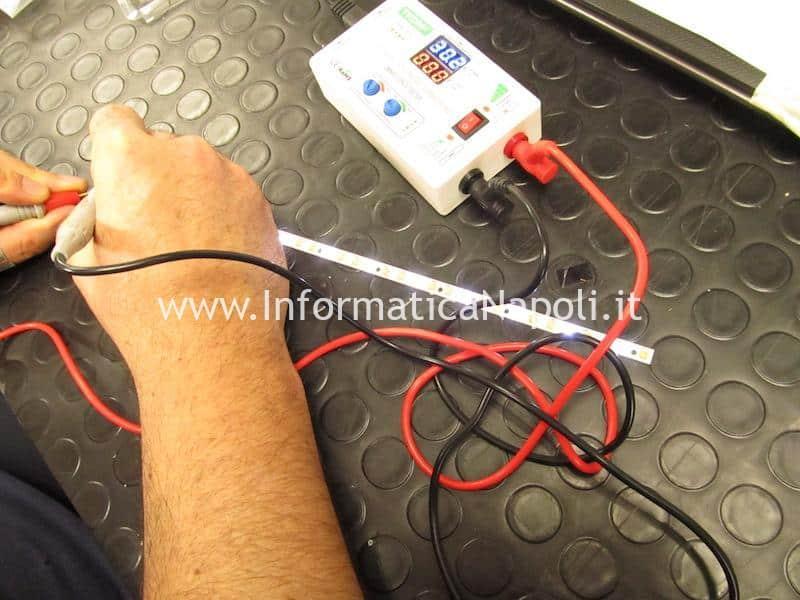 come riparare LED display riparazione barre LED imac display cinema thunderbolt