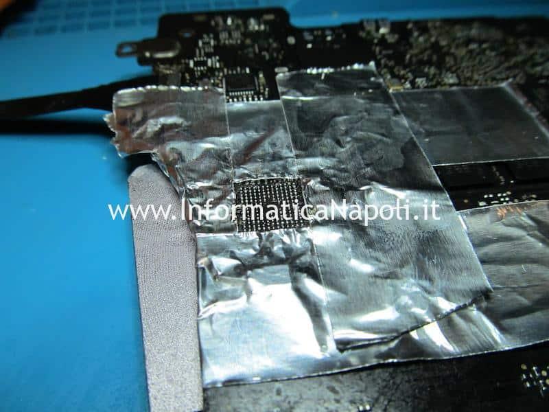Problema macbook non rileva e carica batteria sostituzione SMC