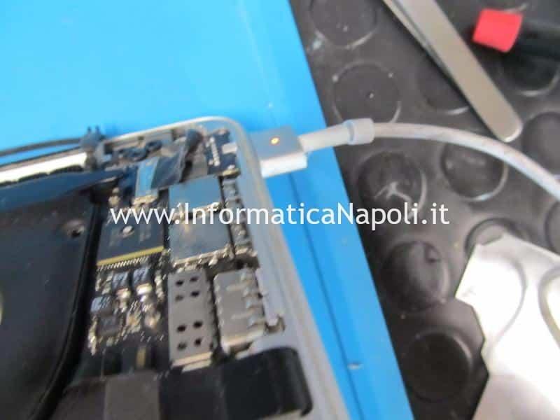 Problema macbook reballing SMC