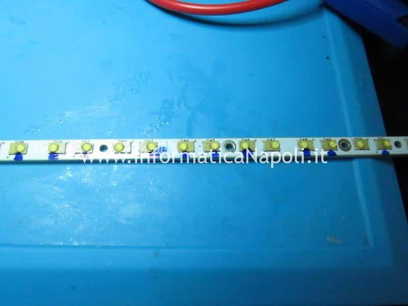 test riparazione barre LED imac display cinema thunderbolt
