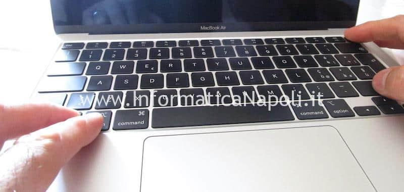 come portare in DFU macbook