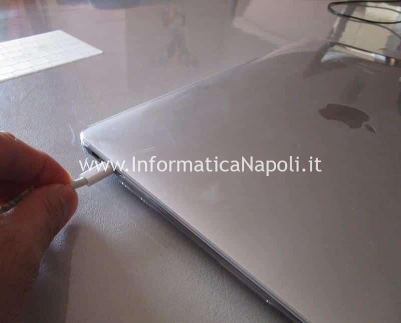 ripristino macbook dfu mode intel T2