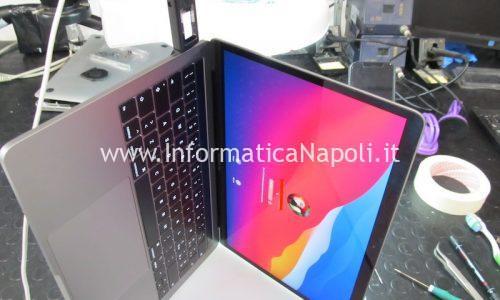 Danni da liquido MacBook Pro 13 2019 modello 2 porte Thunderbolt 3 A2159