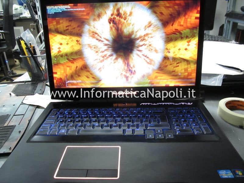 Dell Alienware M17x R4 P11E riparato funzionante
