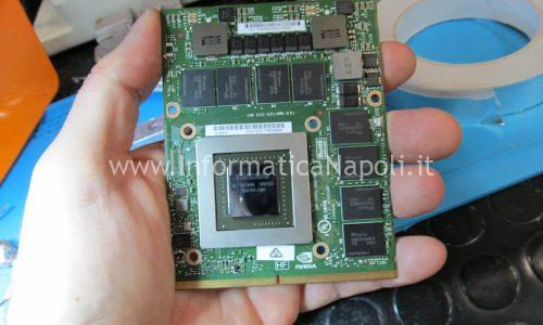 Schede video nVidia su Apple iMac 21 e 27 2009 | 2010 | 2011 con problemi di scheda grafica
