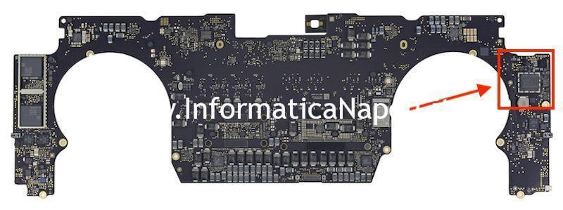 MacBook Pro 15 scheda logica 820-00281 820-00928
