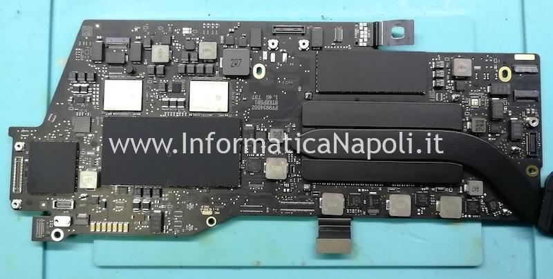 scheda logica MacBook Pro 2019 modello 2 porte Thunderbolt 3 A2159 820-01598-A